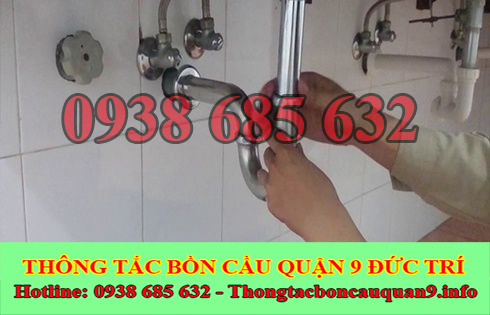 Thợ sửa bồn rửa chén bát Quận 9 tại nhà giá rẻ 0938685632