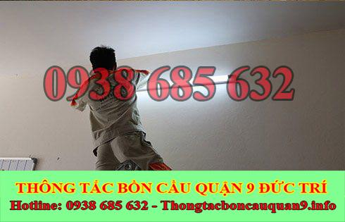 Sữa chữa điện nước quận 9 tại nhà giá rẻ LH 0903737957