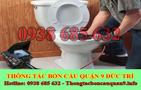 Công Ty Thông Tắc Bồn Cầu Toilet Quận 9 Đức Trí 0938 685 632
