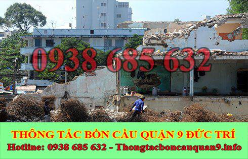 Thu mua xác nhà kho xưởng cũ Quận 9 giá cao 0938685632